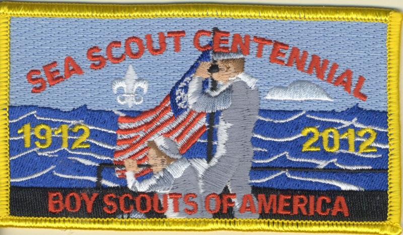 Friends Of Scouting Patch Location