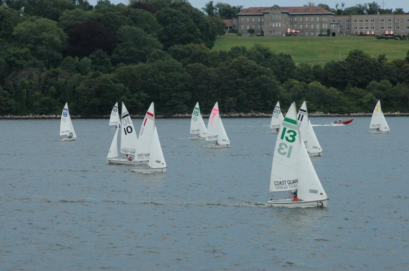 Texas Sea Scouts compete in the 2010 Koch International Sea Scout Regatta